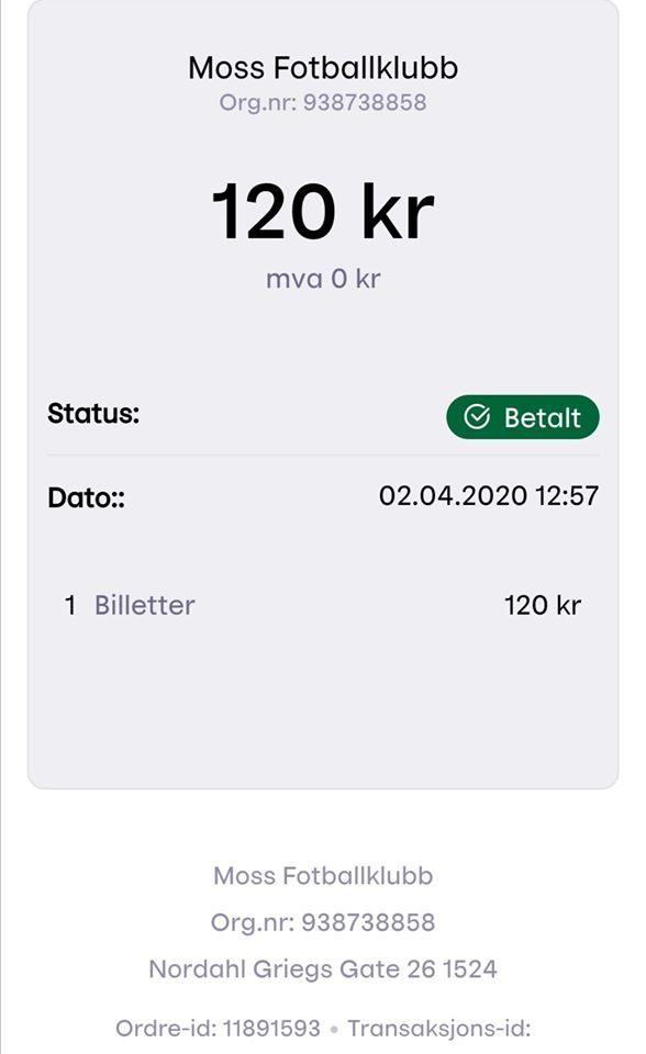 Kjøp billett – støtt klubben – Vinn flotte premier!